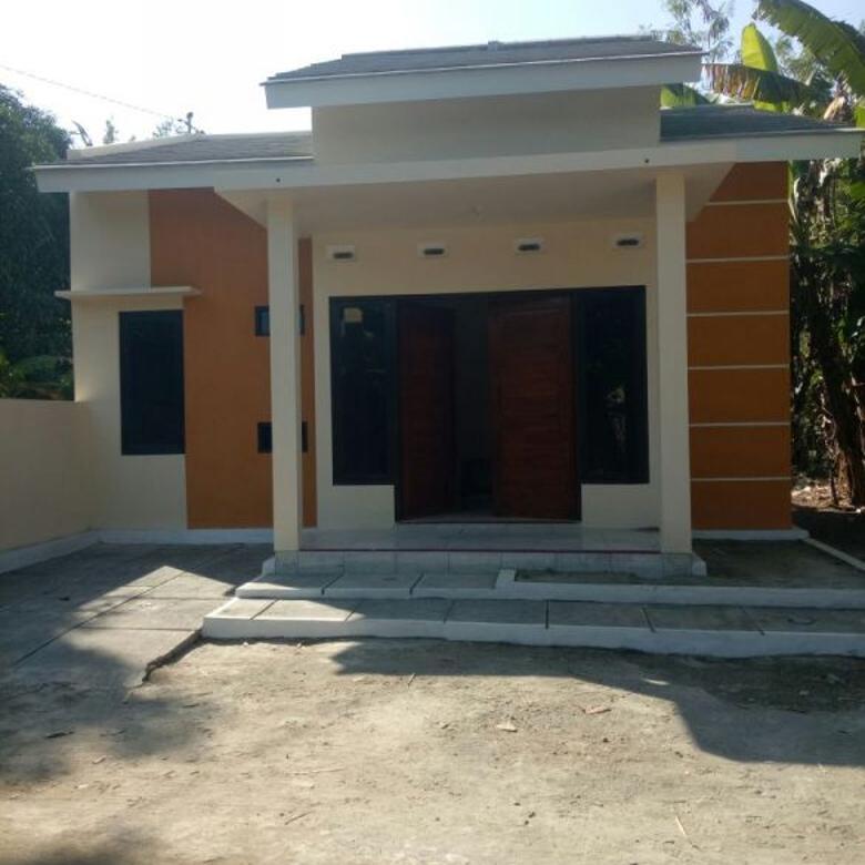 Dijual Rumah Murah Siap Huni Lokasi di Utara Pasar Pleret Bantul