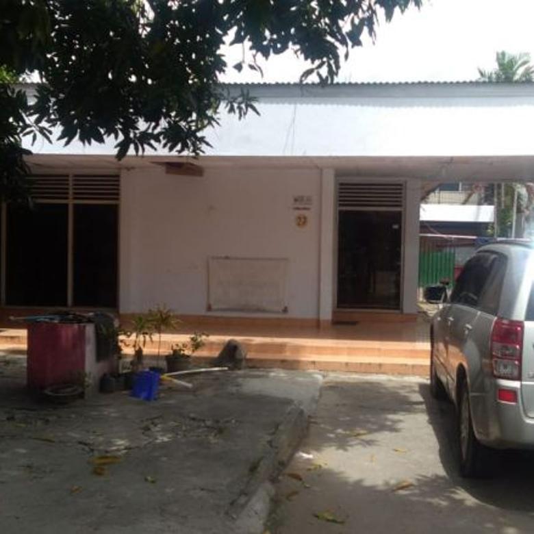 Jual Rumah Tanah Strategis Kota Gorontalo 850m2 SHM 5 KT