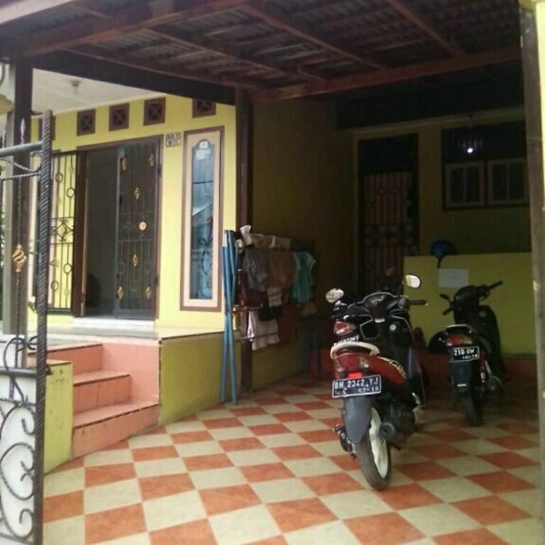 rumah di villa kenali