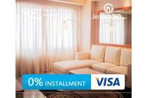 Disewakan Aspen Residence Apartment 3BR (bisa cicilan 12x)