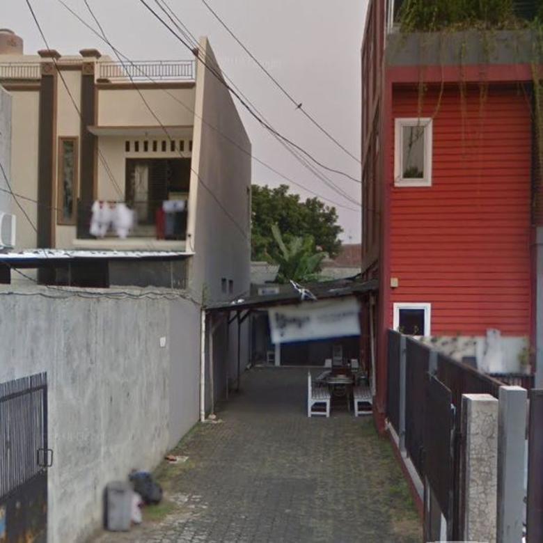 di jual rumah tanah 254 m2 di kelapa dua, kebon jeruk mp4591jl
