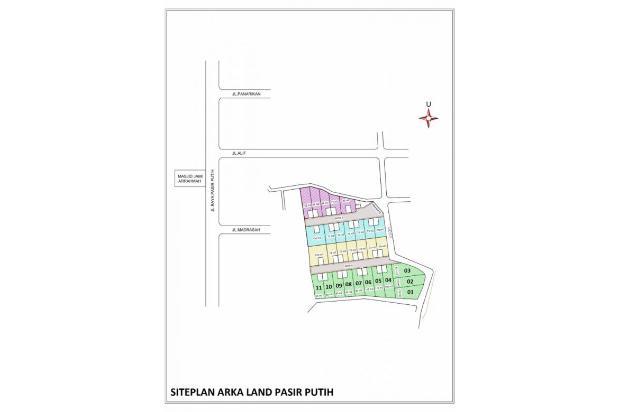 Jual Tanah Kaveling Konsep Cluster di Bedahan, Sawangan, Depok: SHM 16047822