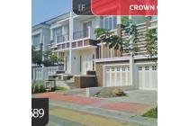 Rumah Crown Golf, Pantai Indah Kapuk, Jakarta Utara