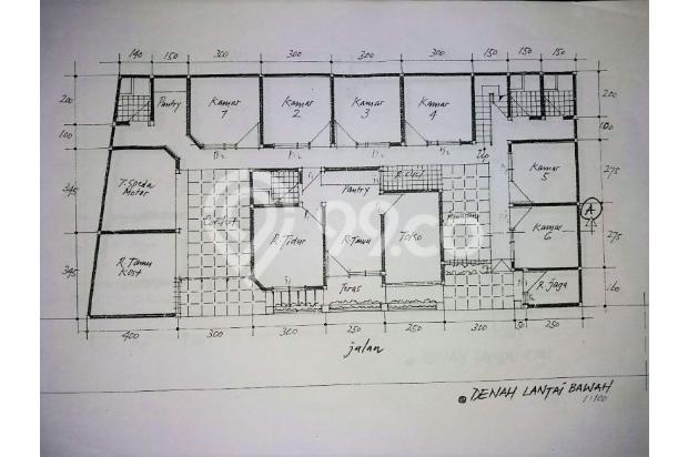 Kost dan Rumah Induk Dengan Investasi Menarik Dekat Maguwoharjo 17795033