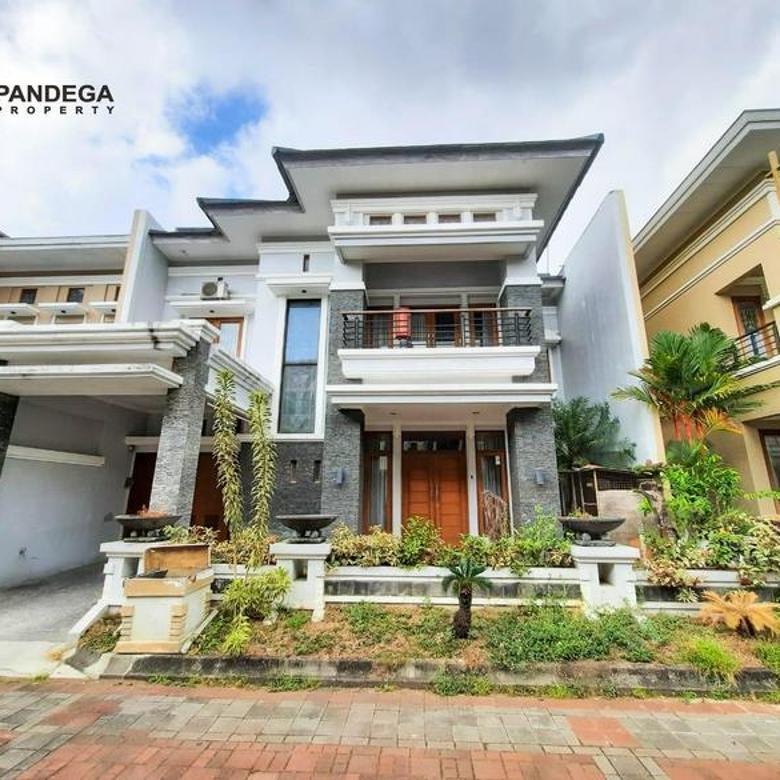 Rumah Mewah Perumahan Elite Bale Agung Jl Kaliurang Km 6 Dekat UGM, UPN, Ringroad Utara, Grup Bale Hinggil