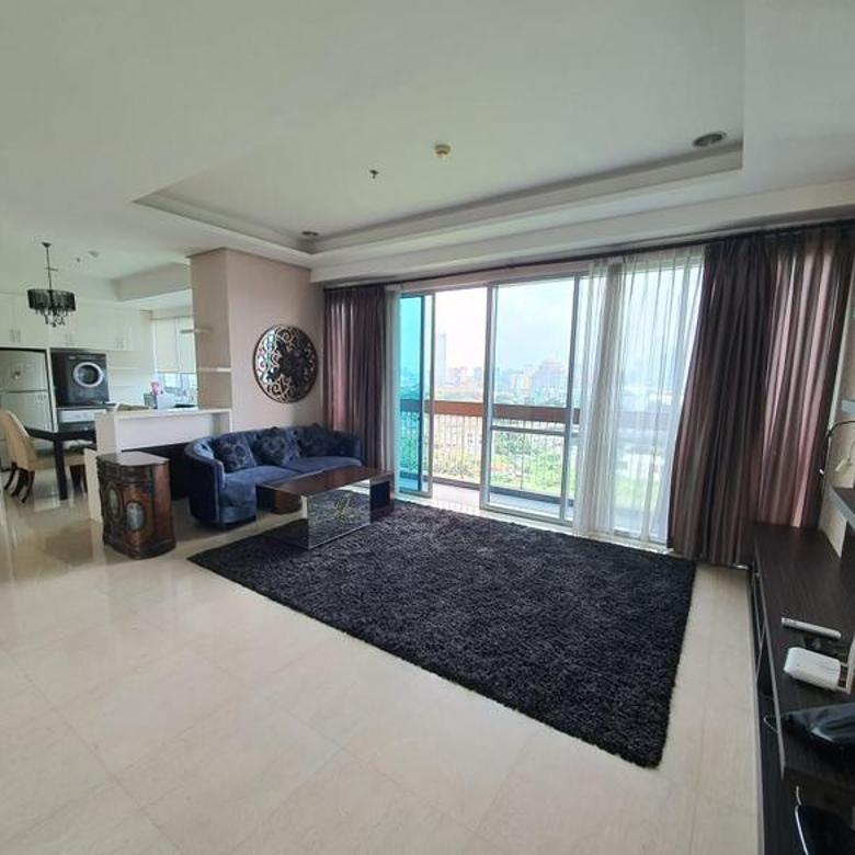 Kemang Mansion Nice View and Layot, 2br, Fully Furnished, 146sqm, Middle Floor, Kemang - Jakarta Selatan