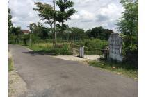Tanah Konsep Perumahan Utara PT. SGM Prambanan