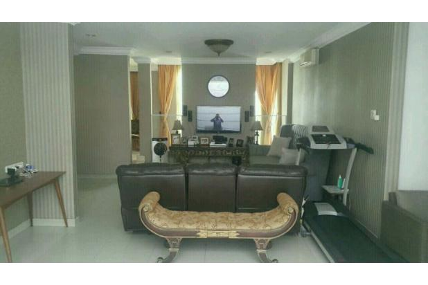 Rumah Mewah Semi Furnished di Maleo Bintaro sektor 9