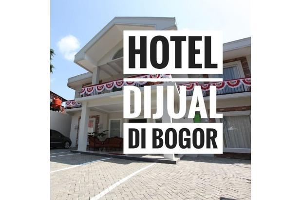 Rp38mily Hotel Dijual
