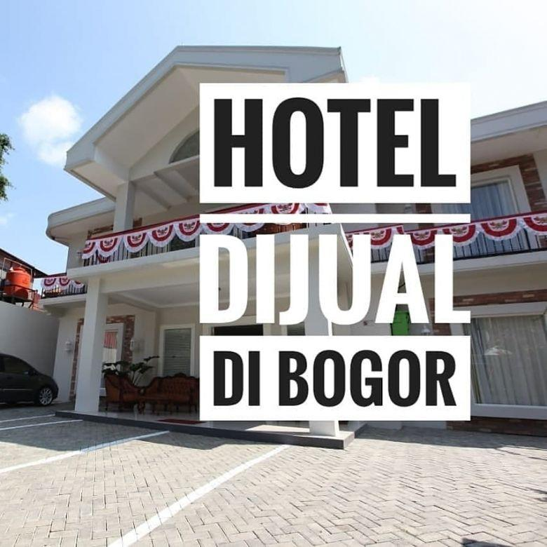 Hotel Dijual Di Bogor Kota Semi Furnis