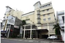 HOTEL AKTIF, bawah NJOP, mainroad asia afrika - sudirman,kota bandung