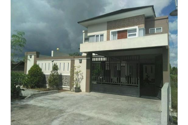 Jual 2 Lantai Rumah di Sidokarto Jl Godean _Full Furnish LT 444 m2 17326623