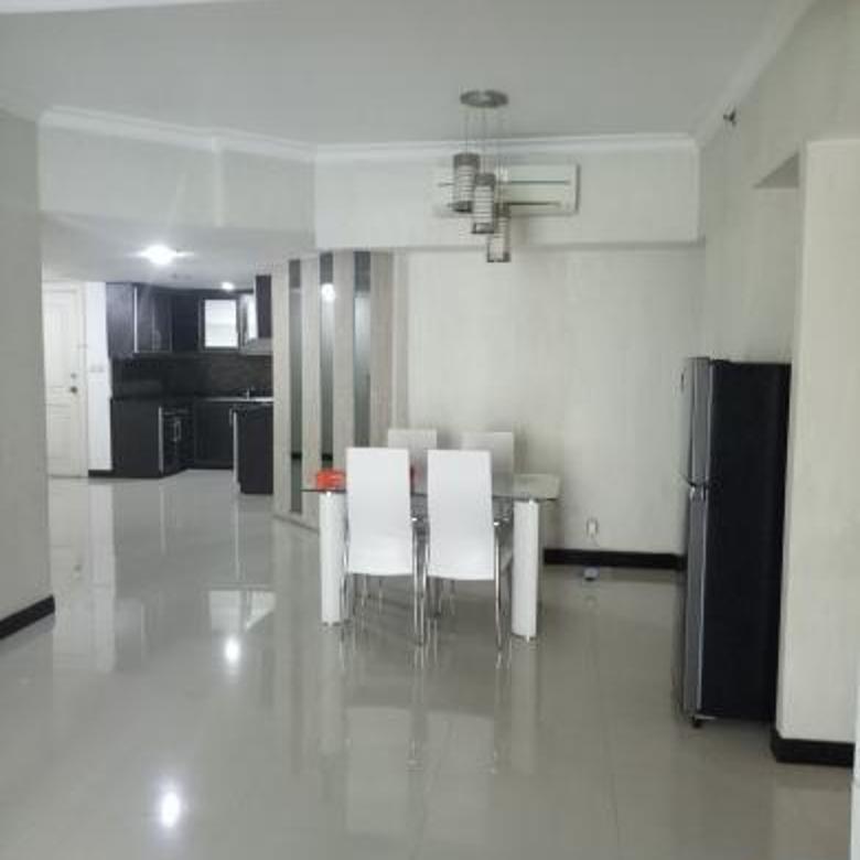 apartemen taman anggrek, tipe Hoek, lantai rendah