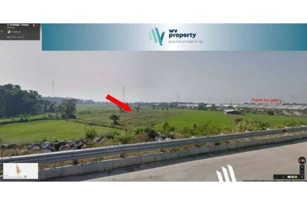Rp21,2mily Tanah Dijual