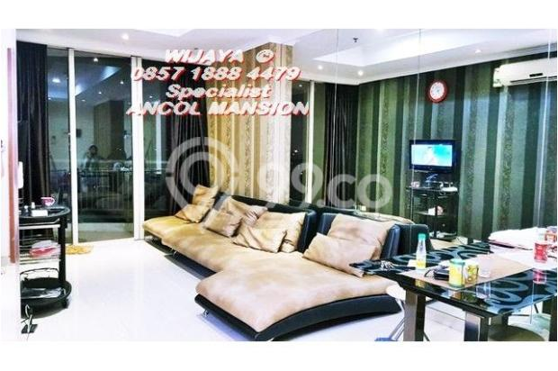 DISEWAKAN Apartemen Ancol Mansion Type 2+1 Kmr (Furnish) 7583284