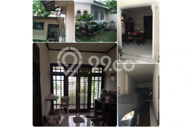 DiJual Cepat Rumah Komplek Kav DKI, Meruya Utara, Jakarta Barat, Belakang P 5859668