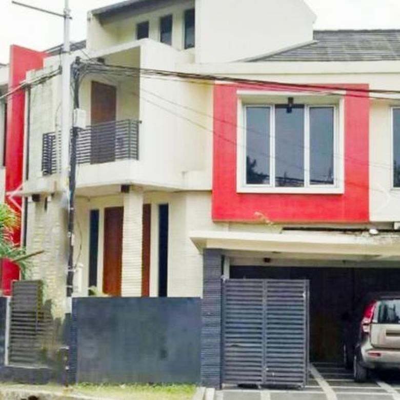Rumah pinggir jalan cocok untuk usaha di Bintaro Menteng Raya  sektor 7 Bintaro