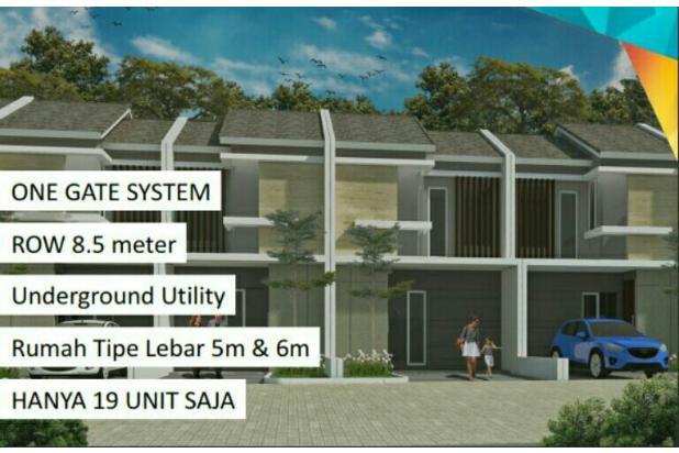 rumah surabaya barat lokasi dekat unesa  harga 900 jutaan 14318833