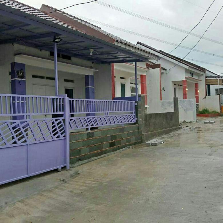 rumah dekat st bojong gede. subsidi cicilan Ijt/bln