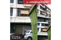 Ruko Jl. Lingkar Luar Barat, Jakarta Barat, 4x17m, 4½  Lt