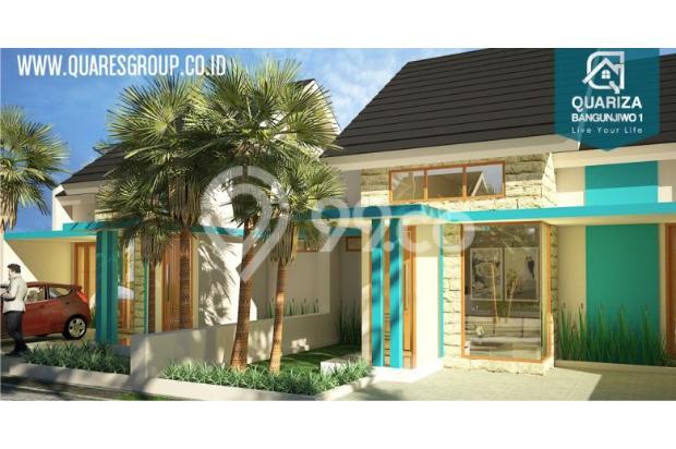 Rumah Cantik Minimalis TERMURAH 2KamarTidur Tipe 45  Di Bangunjiwo 2 Bantul 15145787