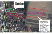 Disewakan tanah jalan Mayor Bismo Kota kediri