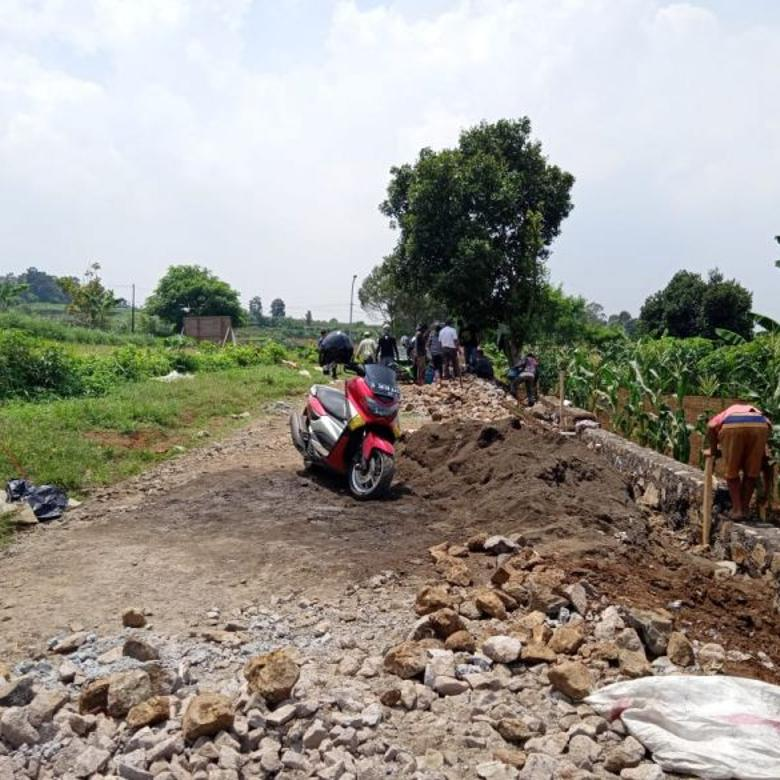 Kavling Pinggir Jalan Legalitas SHM Daerah Cipageran Cimahi