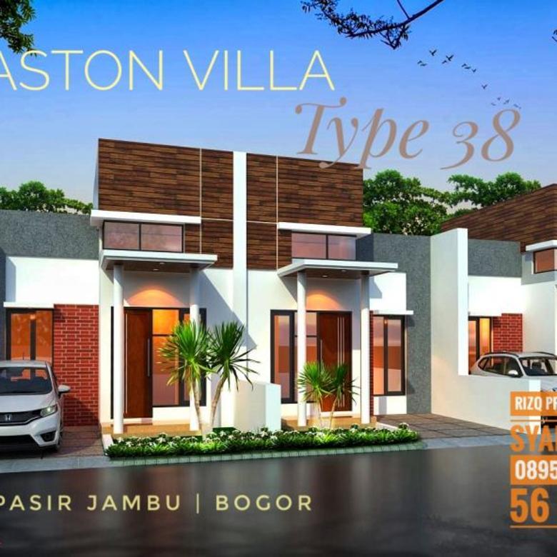 rumah SYARIAH - ASTON Villa Pasir Jambu, BOGOR