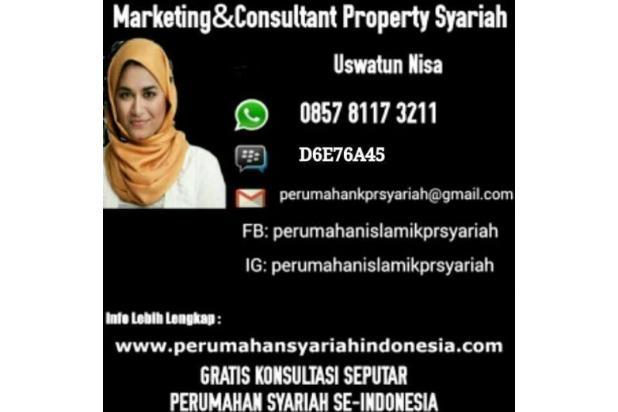Perumahan KPR Syariah Dekat Stasiun Bojonggede Bogor 12750866