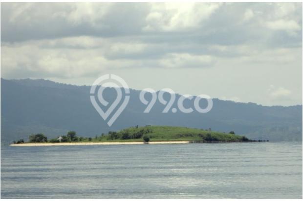 dijual pulau eksotis di tengah pulau sumbawa nusa