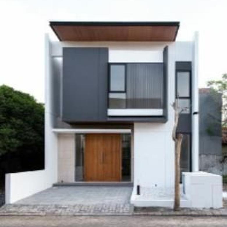 Rumah Bukit Palma, Minimalis, Siap Huni
