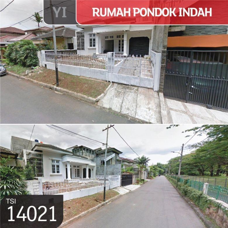 Rumah pondok Indah, Jakarta Selatan, 11,8x21,8m, 1 Lt, SHM
