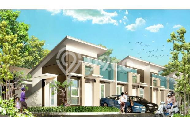 Rumah asri dengan design modern di karawang 15893828