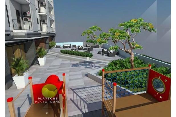 Rp1,06mily Apartemen Dijual