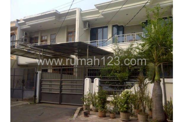 Rumah Asri Dan Minimalis Di Sunter Permai Jaya 13245210