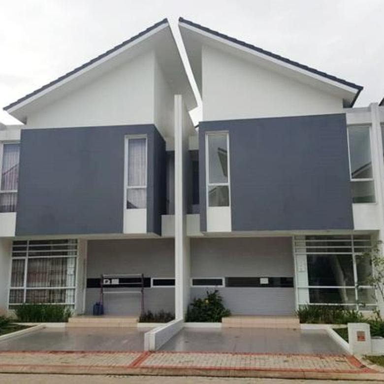 Rumah Bagus Siap Huni Di Cluster Discovery Aluvia , Bintaro Sektor 9