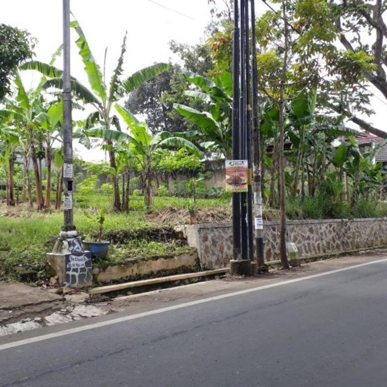 Dijual Tanah Pinggir Jalan Kolonel Masturi, Cimahi