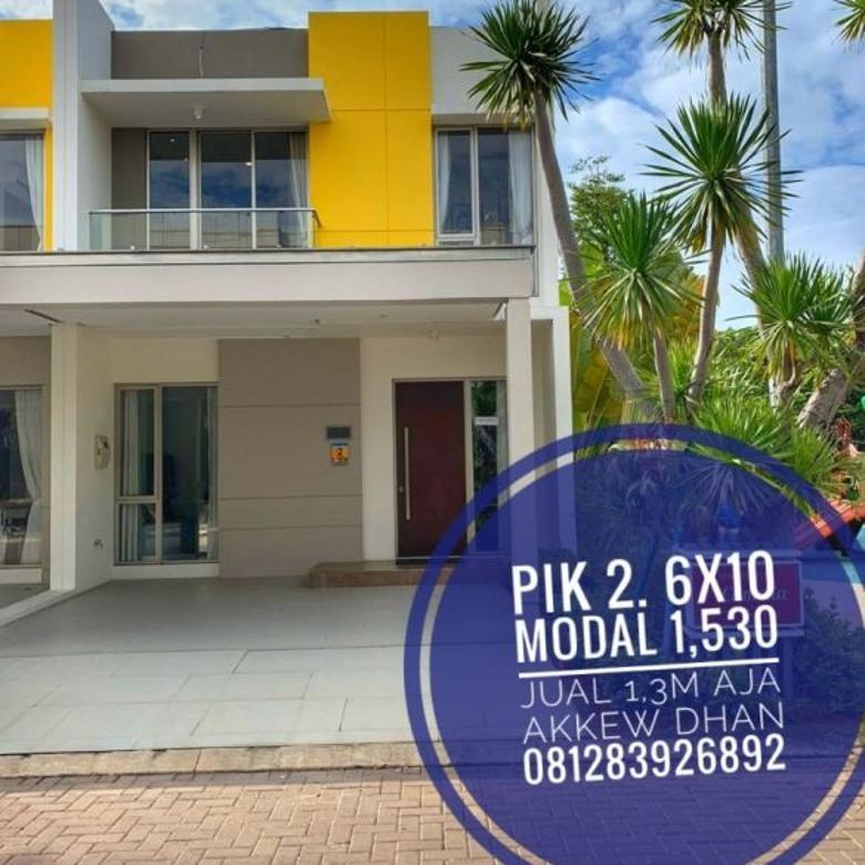 Dijual Cepat Rumah Strategis di Pantai Indah Kapuk 2