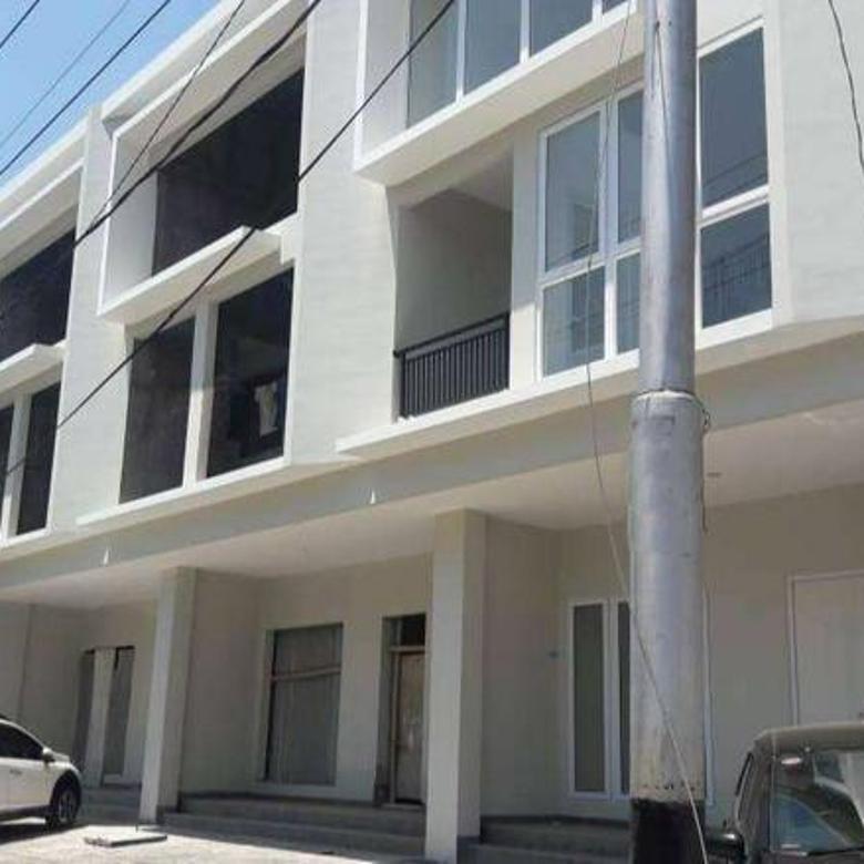 Rukan Rumah Kantor Murah Strategis di Pandanaran Pusat kota Semarang
