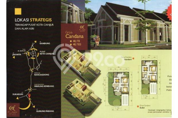 Rumah murah di Cikancana Residence Cianjur suasana pedesaan 15145273