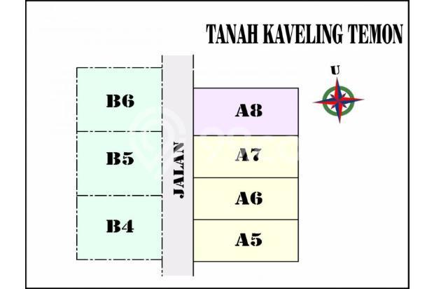 Jual 9 Unit Tanah Kapling Dekat Bandara Wates 13696962