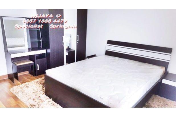 DISEWAKAN Apartemen Springhill Kemayoran (79m2) 1 Br – View Golf & City 10683348