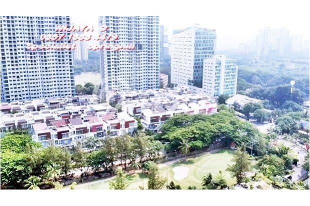 DISEWAKAN Apartemen Springhill Kemayoran (79m2) 1 Br – View Golf & City 10683352