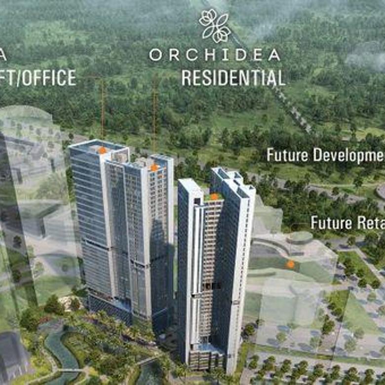 Apartemen One Park Puri (2br+),Sky Garden !