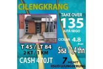 Di jual Rumah Over Kredit rumah di Cilengkrang, ujungberung, bandung timur