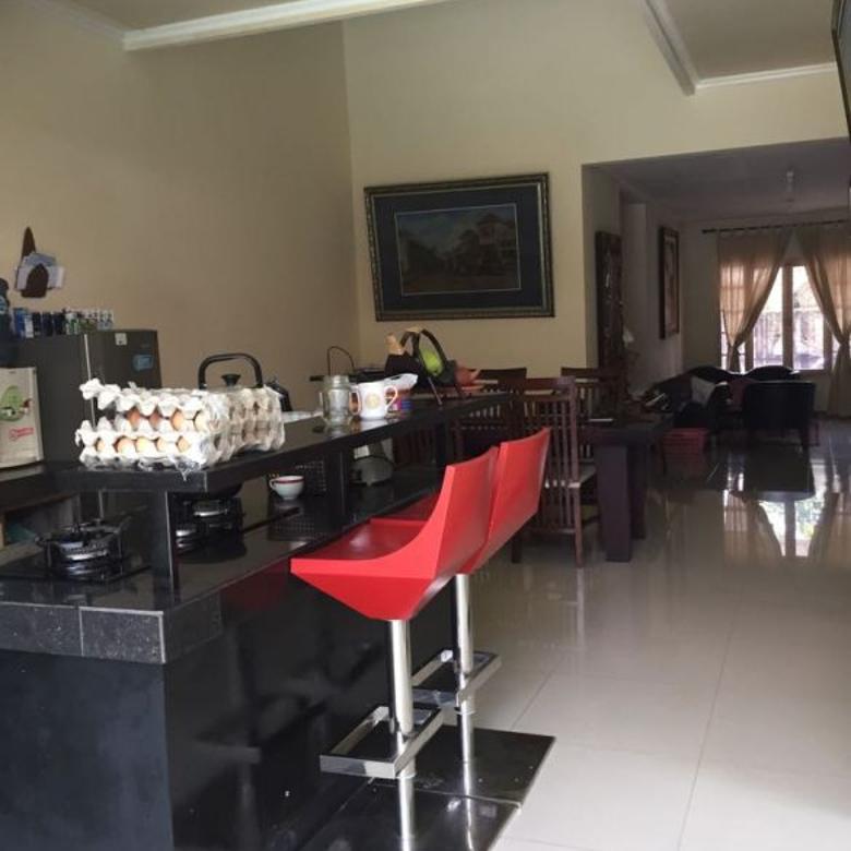 RumahGraha Raya Bintaro Jaya GR Siap Huni Lokasi Ok dekat Tol