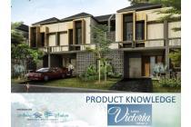 Dijual Rumah Di Sutera Victoria, Lokasi Strategis di Alam Sutera
