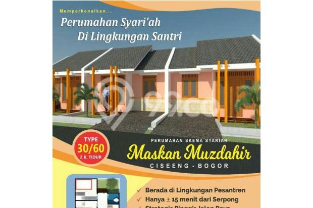 Rumah Dijual KPR tanpa bunga daerah ciseeng , bogor   SVS05 15672273