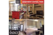 Apartment Central Park, Tower Madison Park, Lt 32, Jakarta Barat