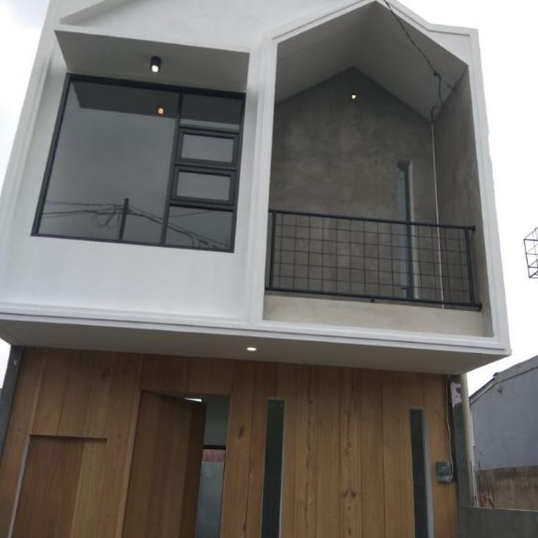 Dijual rumah baru siap huni di bandung Timur